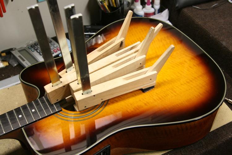 Gallery Silesia Guitars Guitar Setups Guitar Repair Seattle