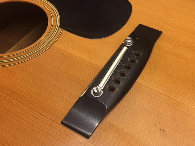 Original acoustic bridge