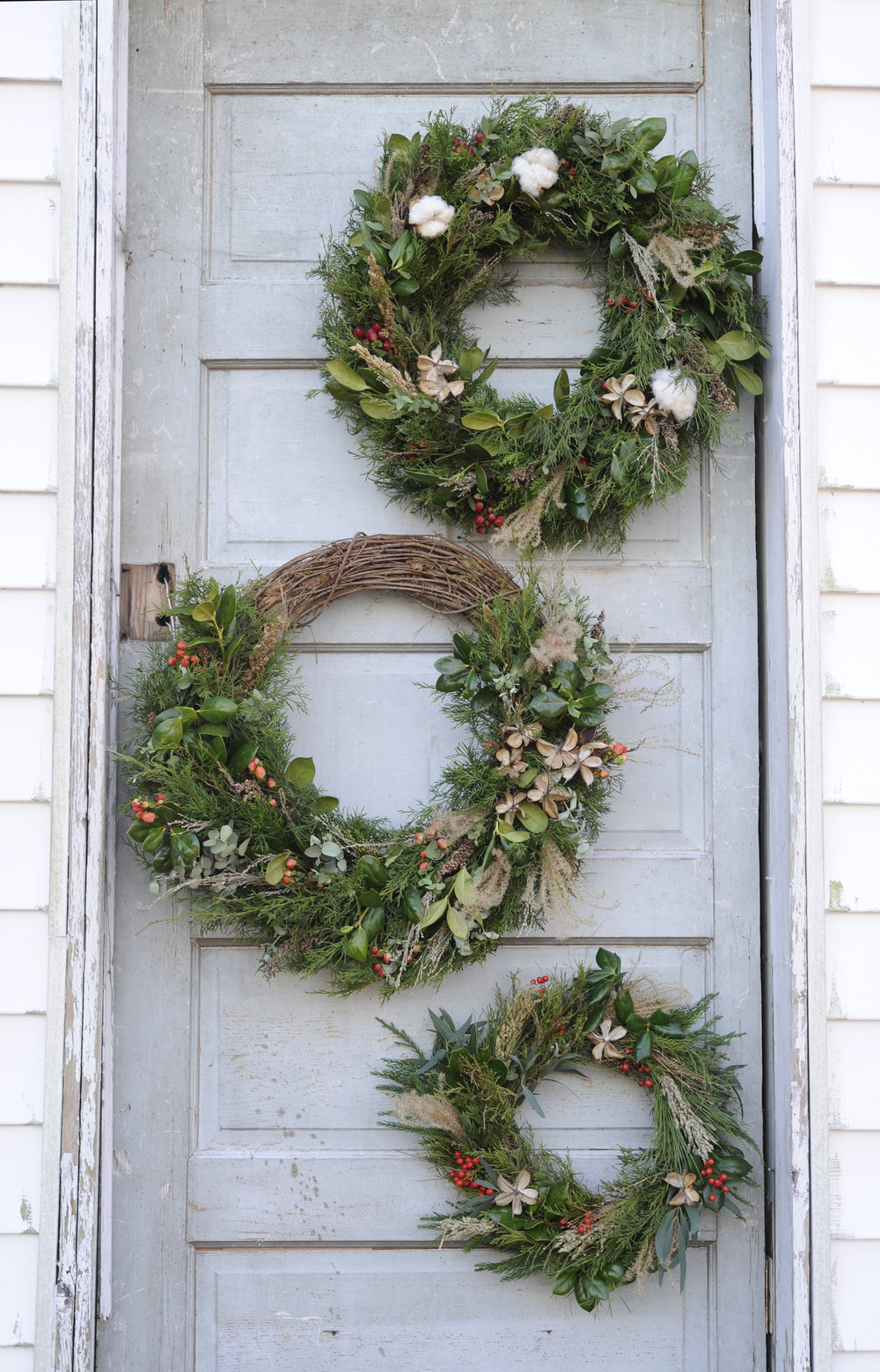 Wilder Wreaths in 3 sizes