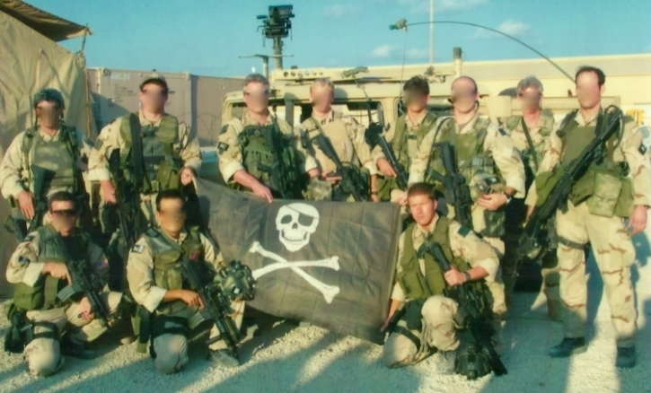 OPERATION ENDURING FREEDOM, November 2001