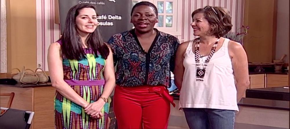 Programa Sexto Sentido TV Zimbo, 9 Abril 2014