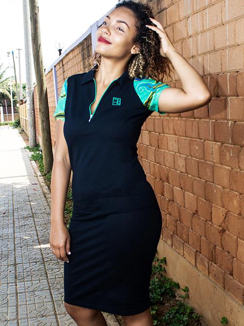 Vestido Pitanga