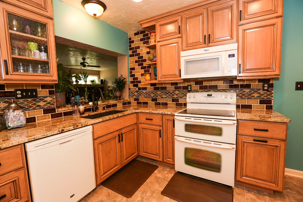 Chagrin Falls Kitchen Renovation