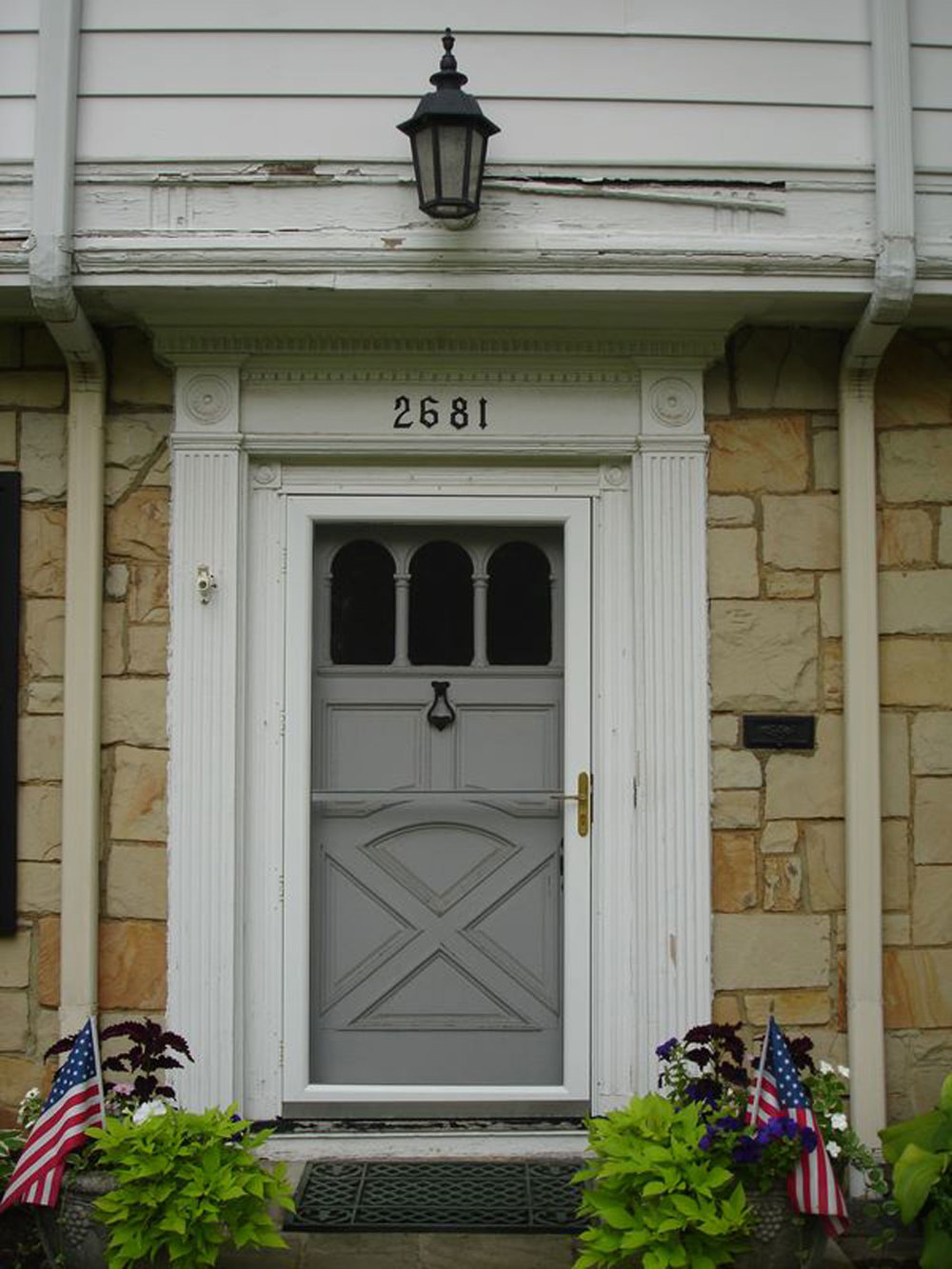 Before-Main Entry