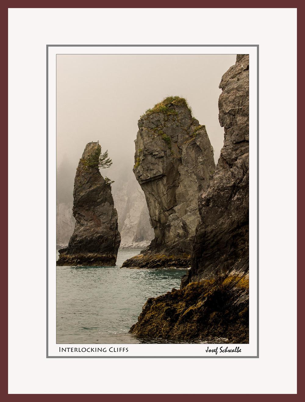 Interlocking Cliffs