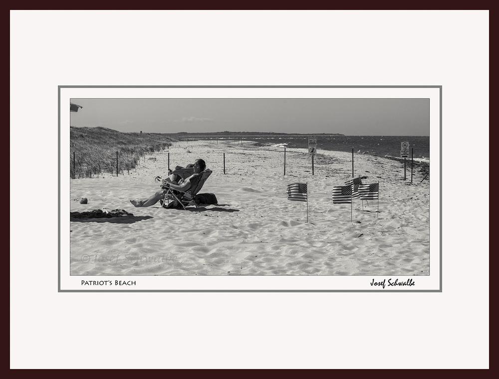 Patriot's Beach