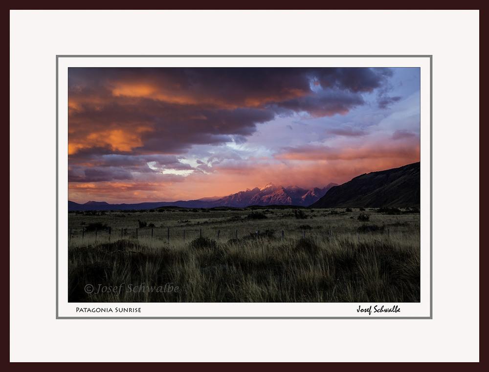 Patagonia Sunrise