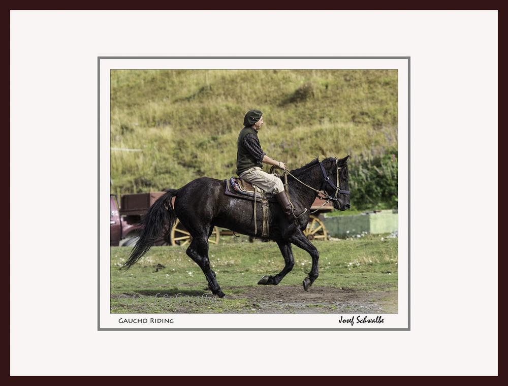 Gaucho Riding