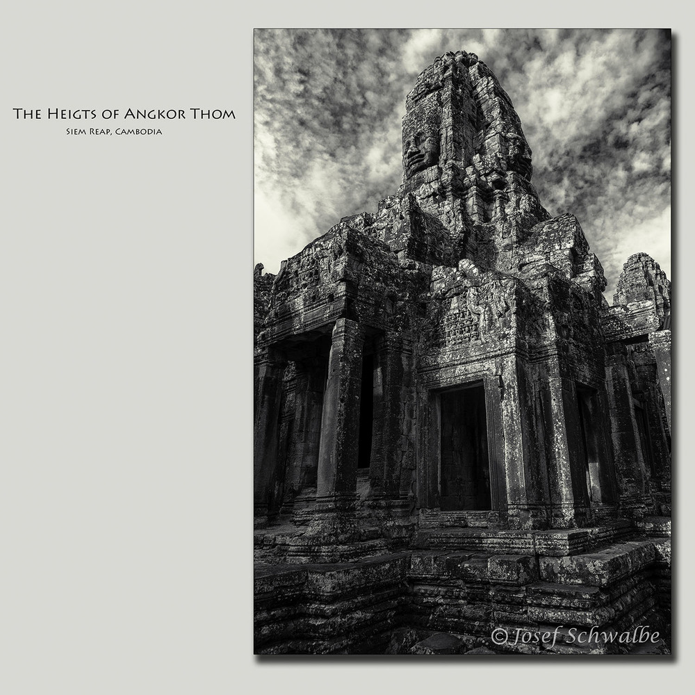 The Heights of Angkor Thom