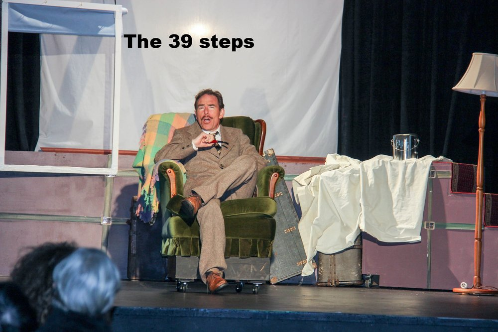 May 2017 The 39 Steps Directed by Gabe Noonan