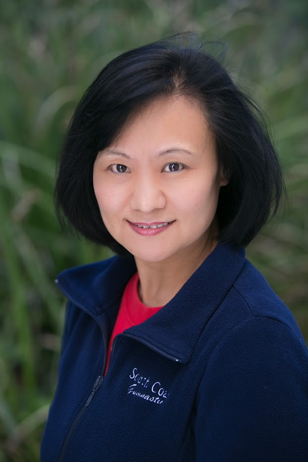 Jane Zhao (Girls Optional Team Coach)