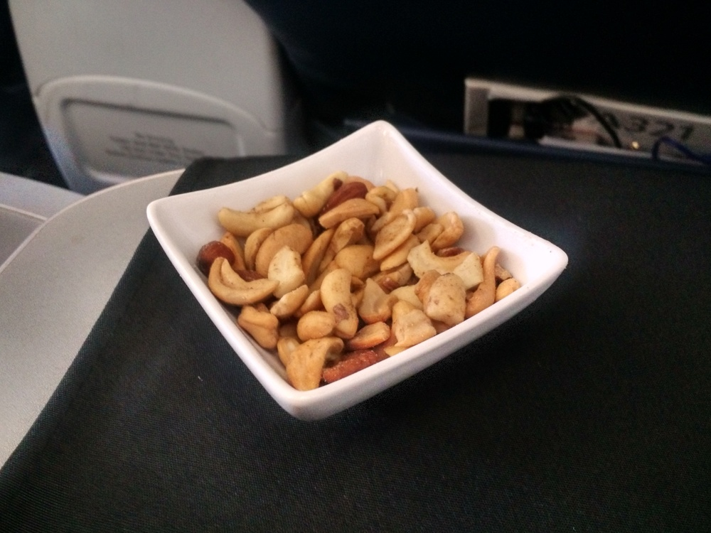First Class Warmed Nuts