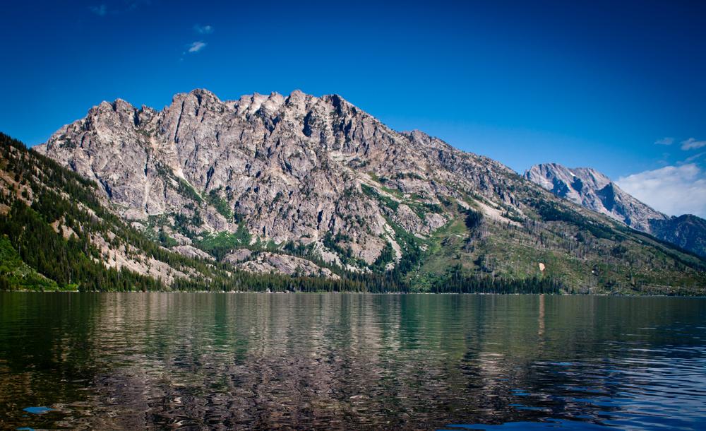 Walk the Trail Around the Lake