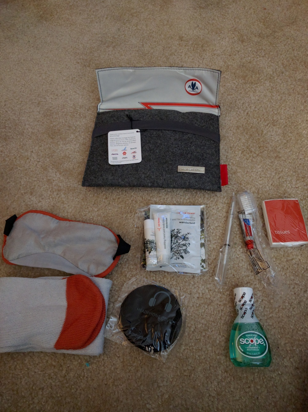 Heritage Amenity Kit