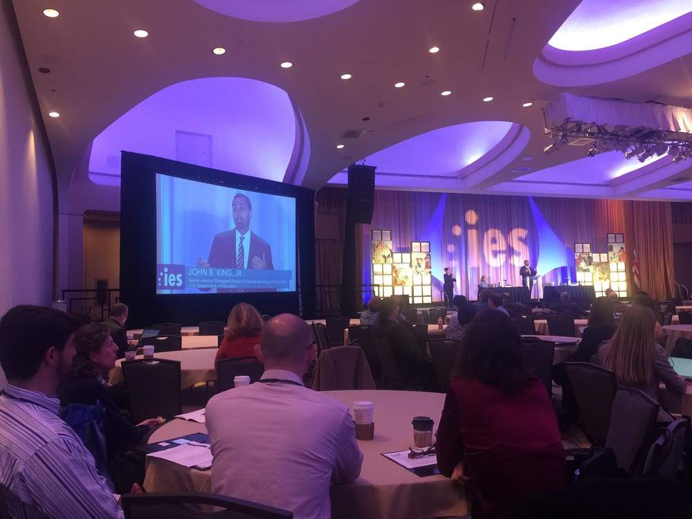 John King, Jr., our next Secretary of Education, speaking aout future of education.