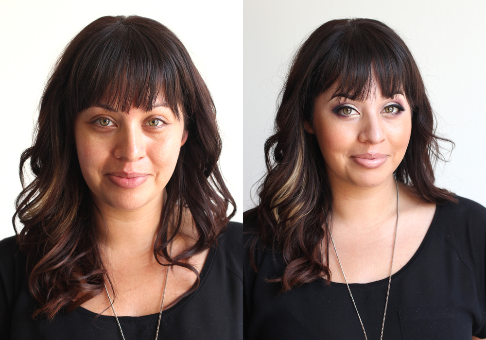 the amy clarke before and after - Ricky Dorn Portrait
