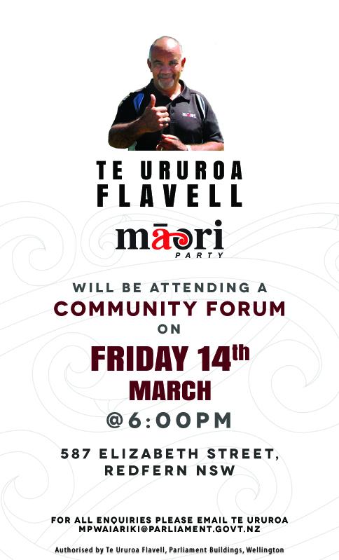 Te Ururoa Flavell - Community Forum Sydney.jpg