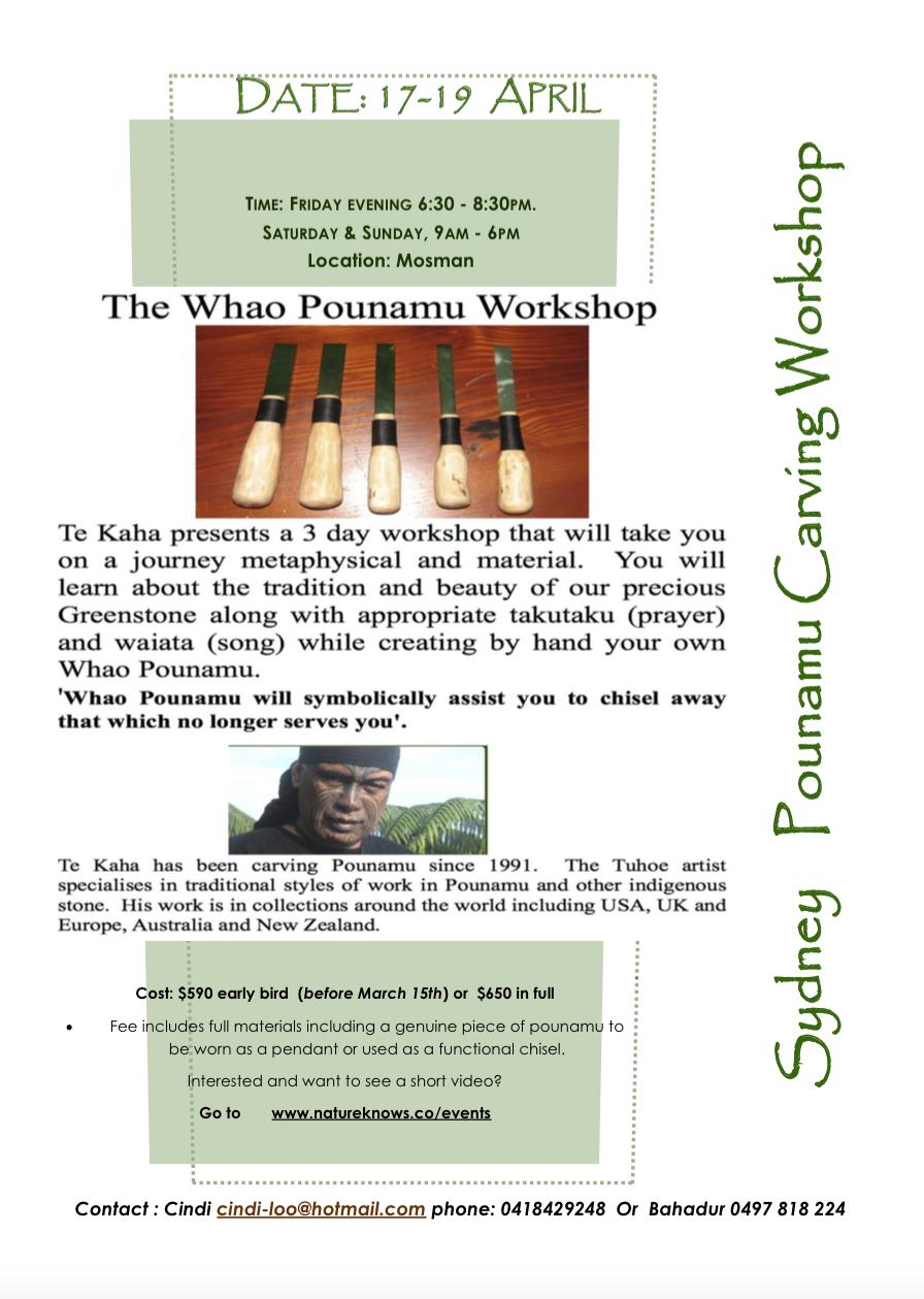Whao_Pounamu_Workshop