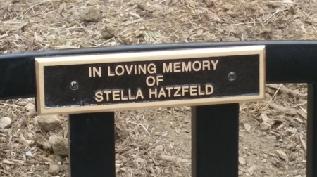 Stella Hatzfeld's family and friends