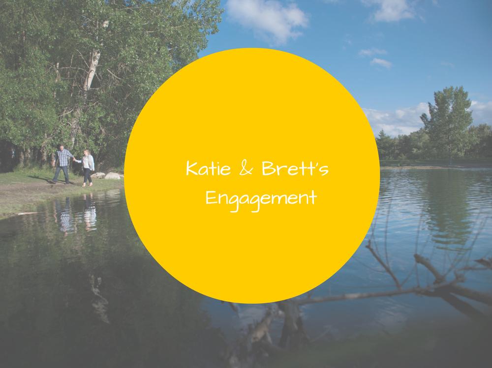 Katie & Brett