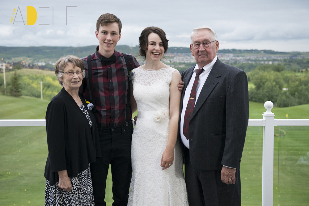 Calgary Wedding Photographer, Photos By Adele's Take On Family P