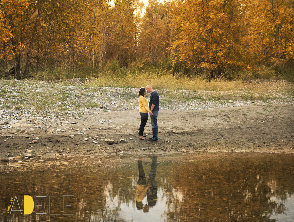 Calgary Wedding Photographer; Photos By Adele's Take On Fall Wed