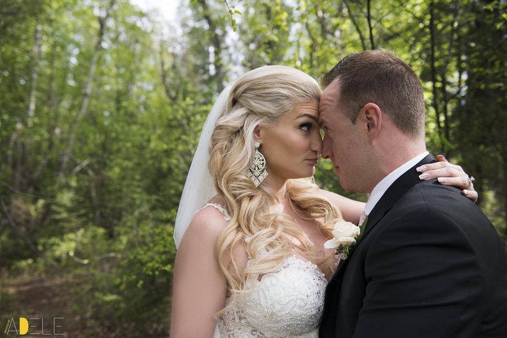 Calgary Wedding Photographer; Photos By Adele; Fairmont Wedding