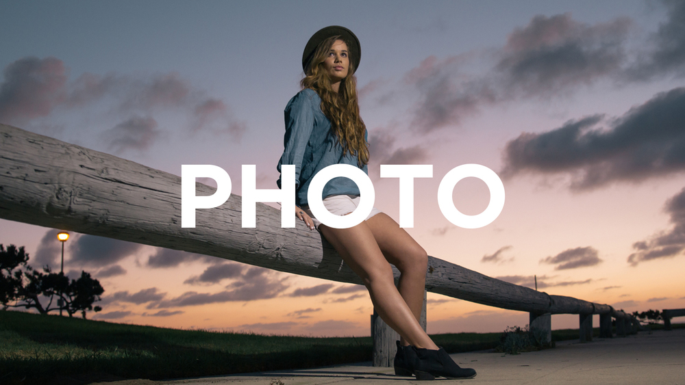 PHOTO tab