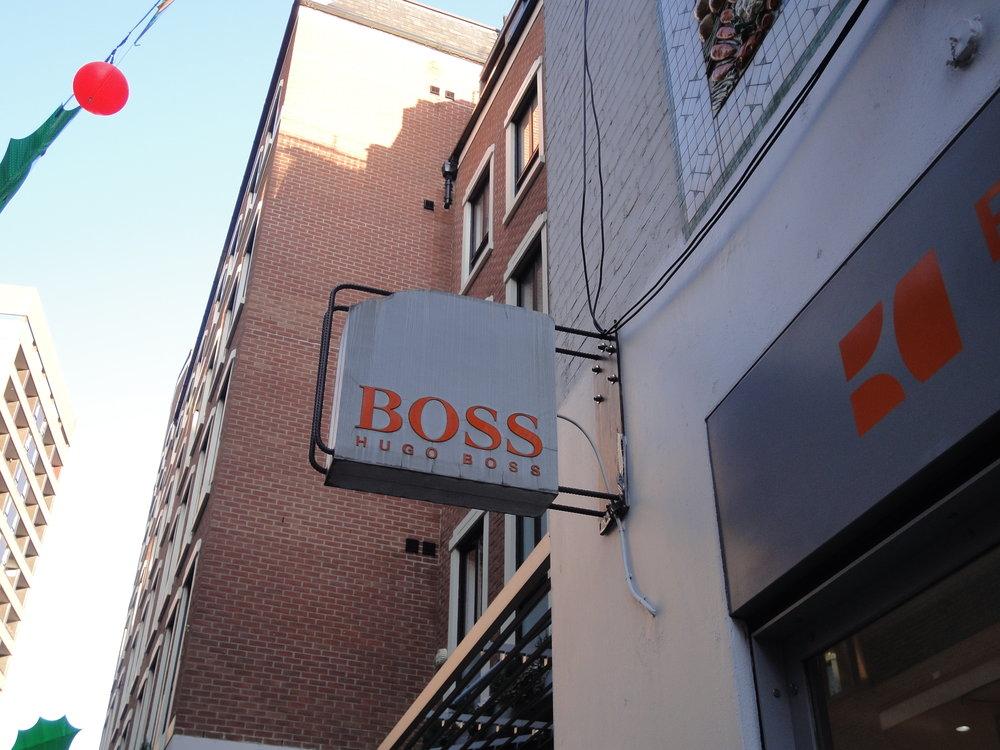 BOSS Orange London