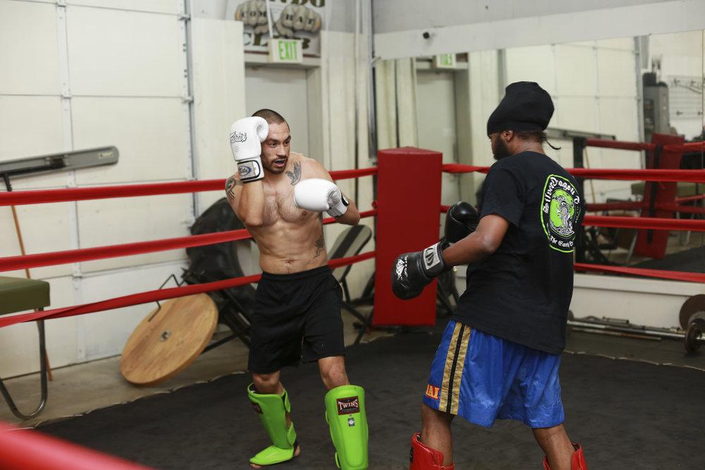 Kickboxing: - - Monday & Wednesday 6:30 pm -8:00 pm