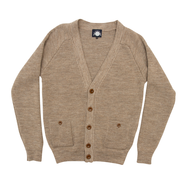 The Jante Law Knitted Cardigan £279