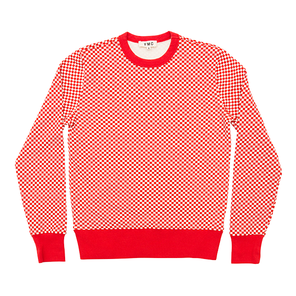 Y.M.C.   Checkerboard Sweat  £80