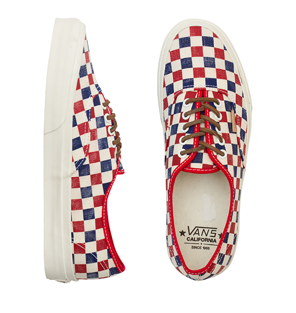 Vans   Authentic CA Checker  £60