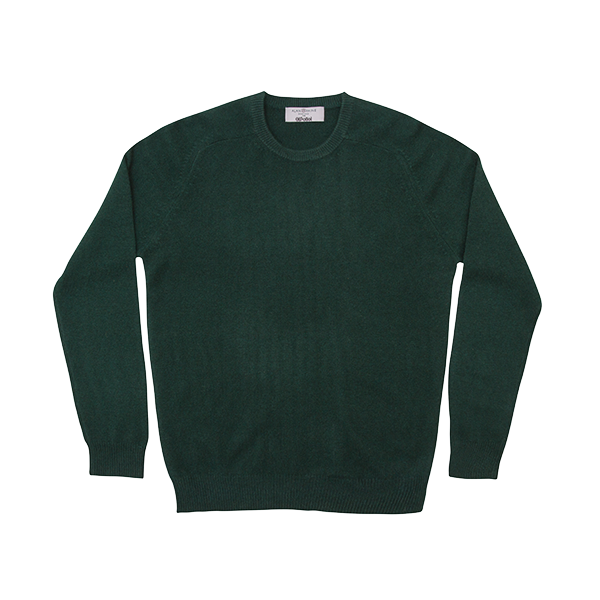 Alan Paine  Cottonopolis Lambswool Crew Neck £79