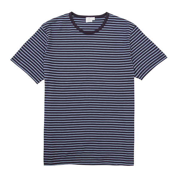 Sunspel  Stripe Crew Neck T-Shirt £50
