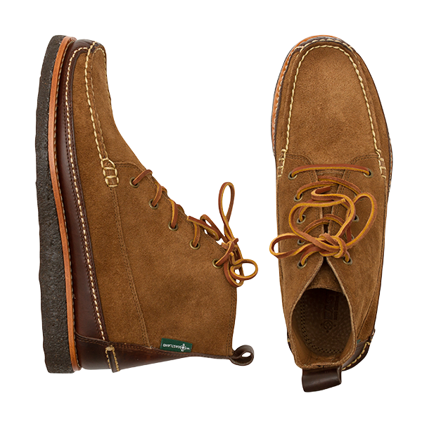 Eastland   Stonington Camp Moc Boot  £165