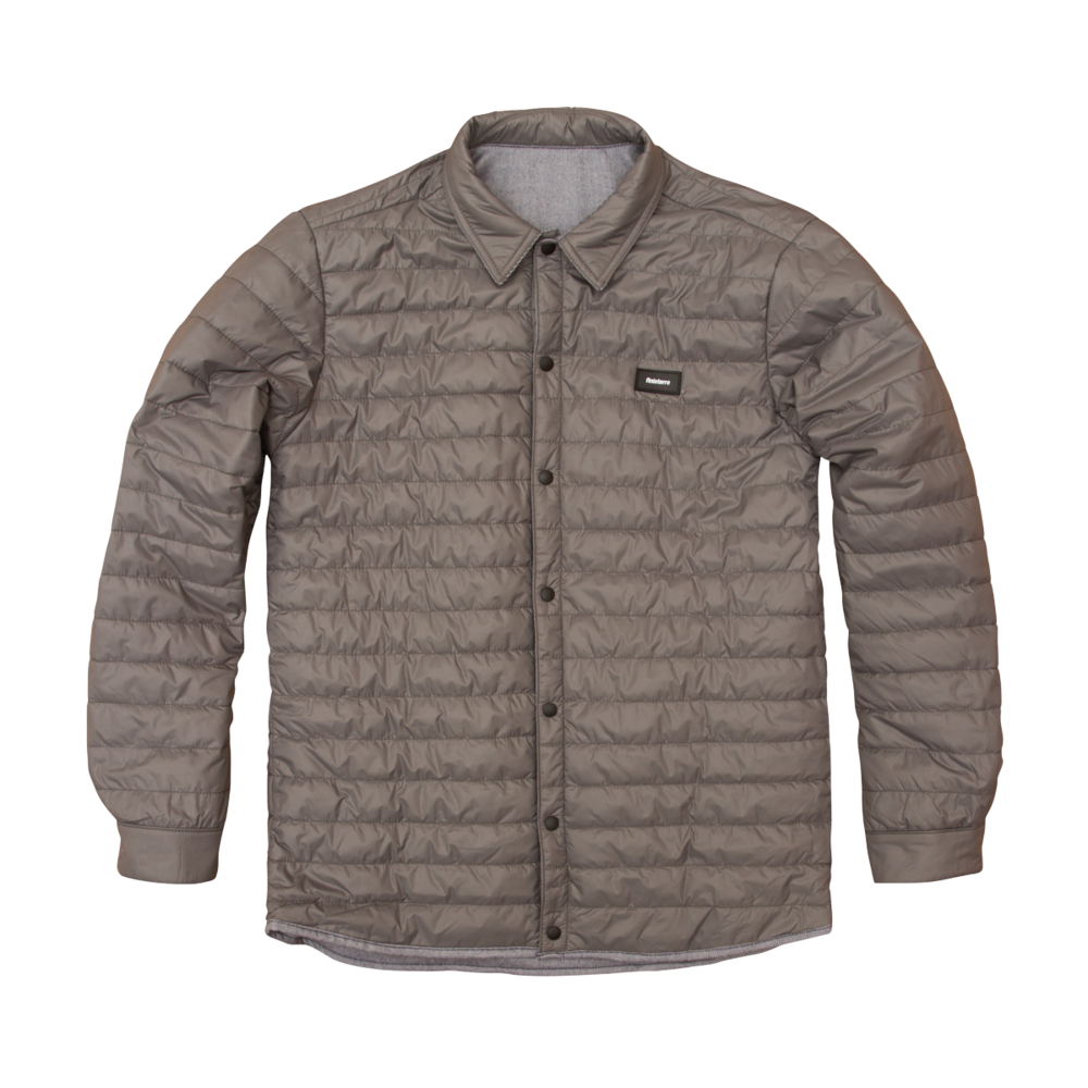 Finisterre   Quilted Shirt  £150