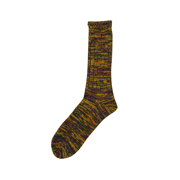 Anonymous Ism   5 Colour Mix Sock  £13