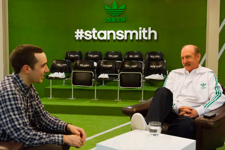 Stan Smith Tennis Player