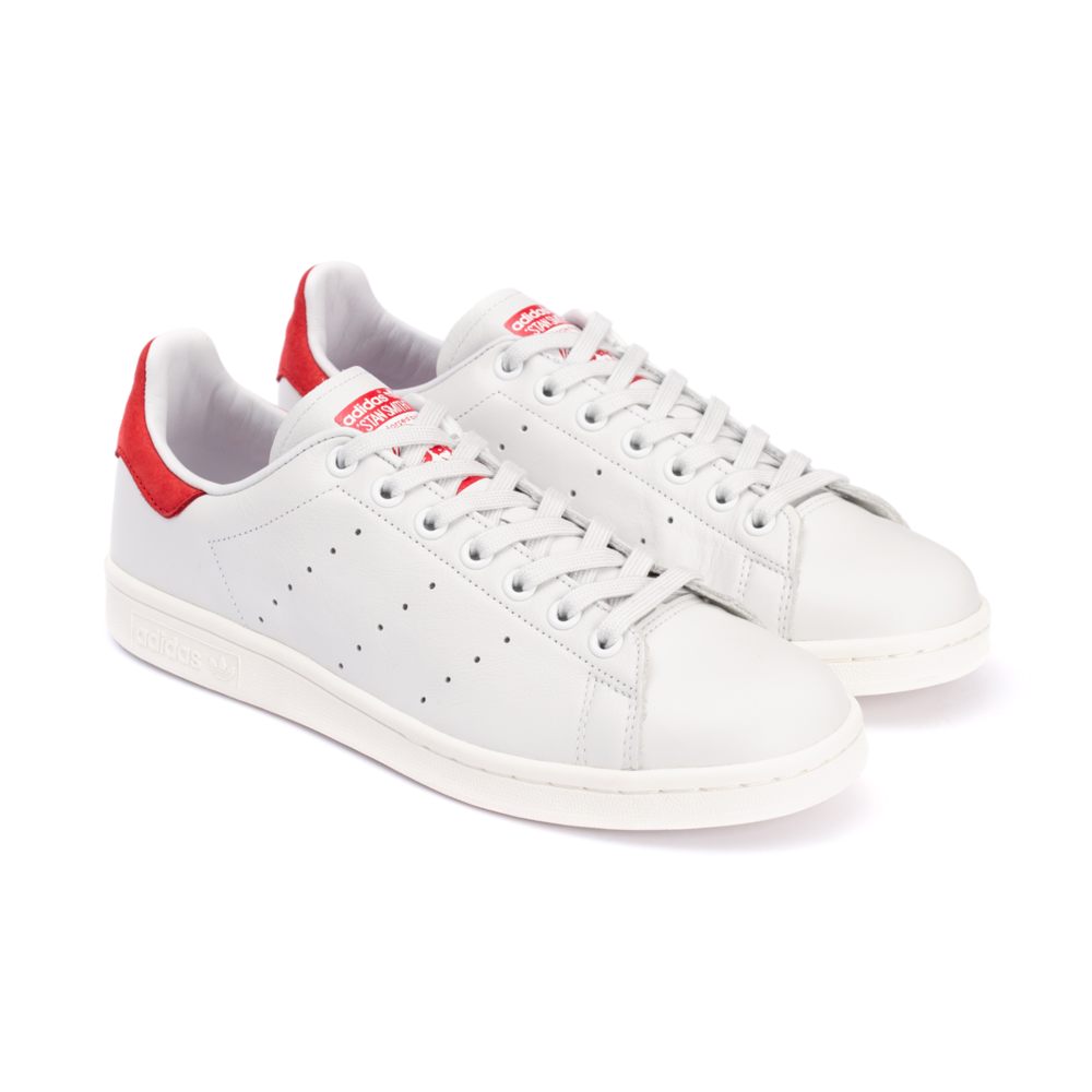 adidas Stan Smith 'Collegiate Red' £69