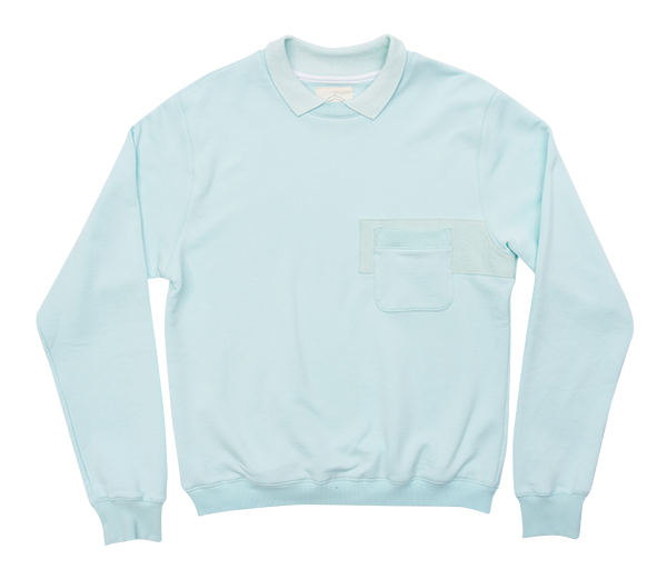 Nowgone Pioneers Levy Collar Sweat £130