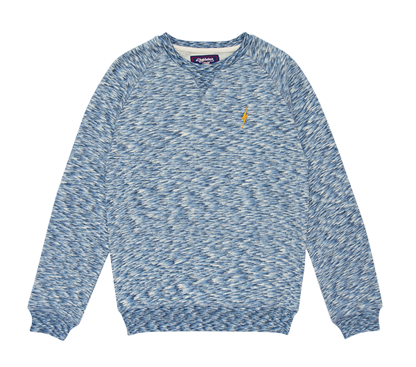 Lightning Bolt Mirror Essential Crewneck Sweatshirt £62