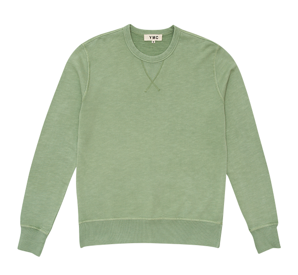 Y.M.C. Basic Crew Sweat £75