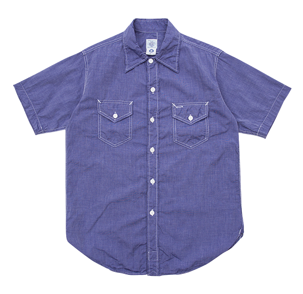 Post O'alls New Light Short Sleeve Shirt £175