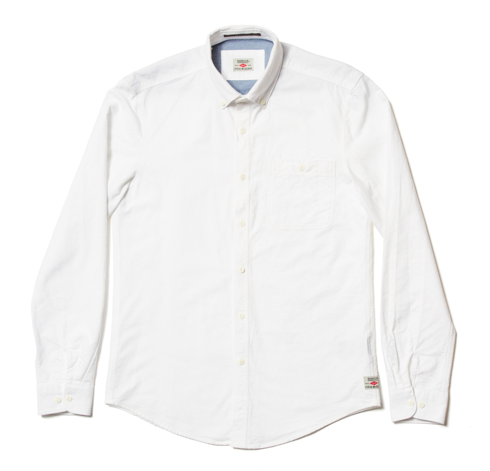 Barbour Steve McQueen Clay Shirt £85