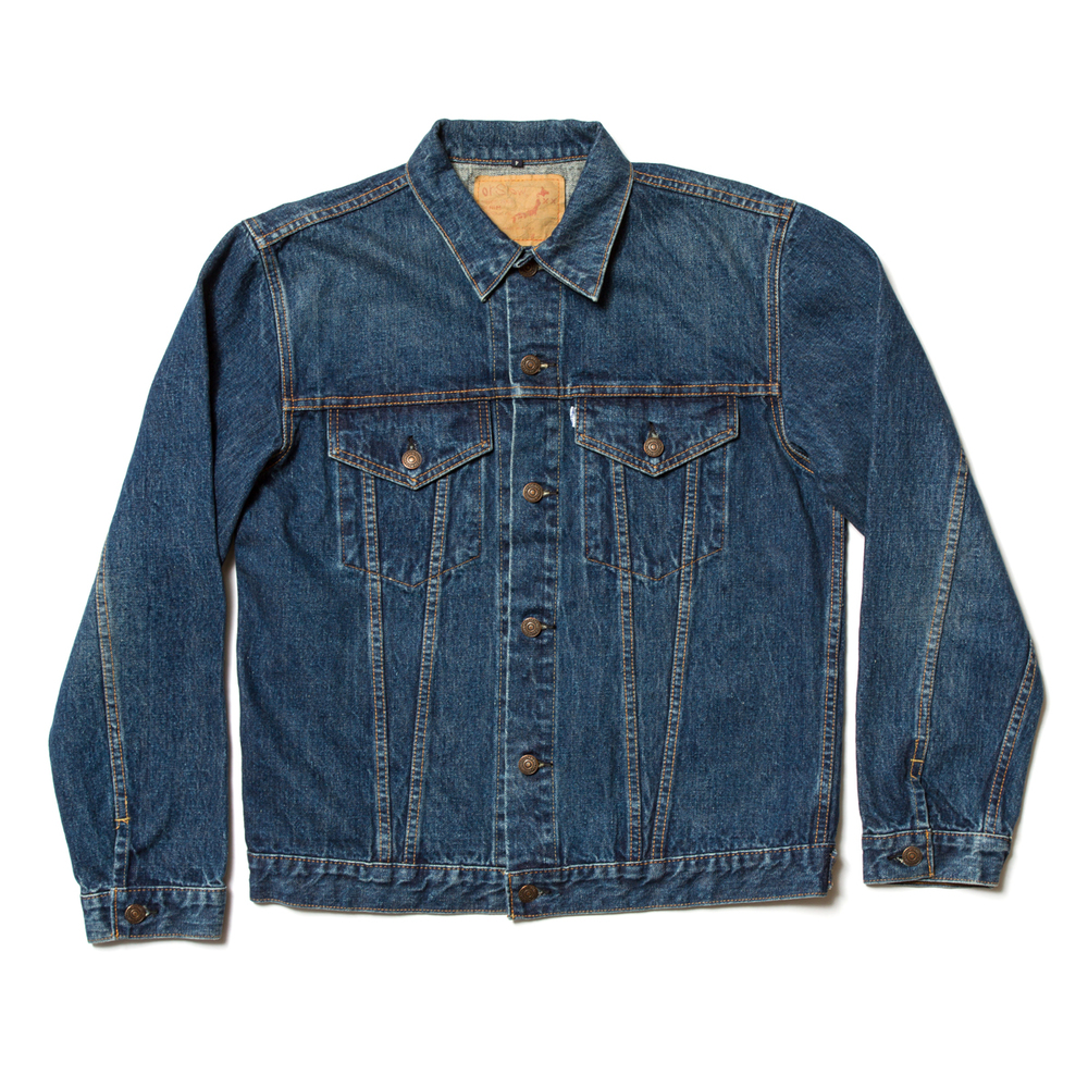 OrSlow 60s Denim Jacket £254