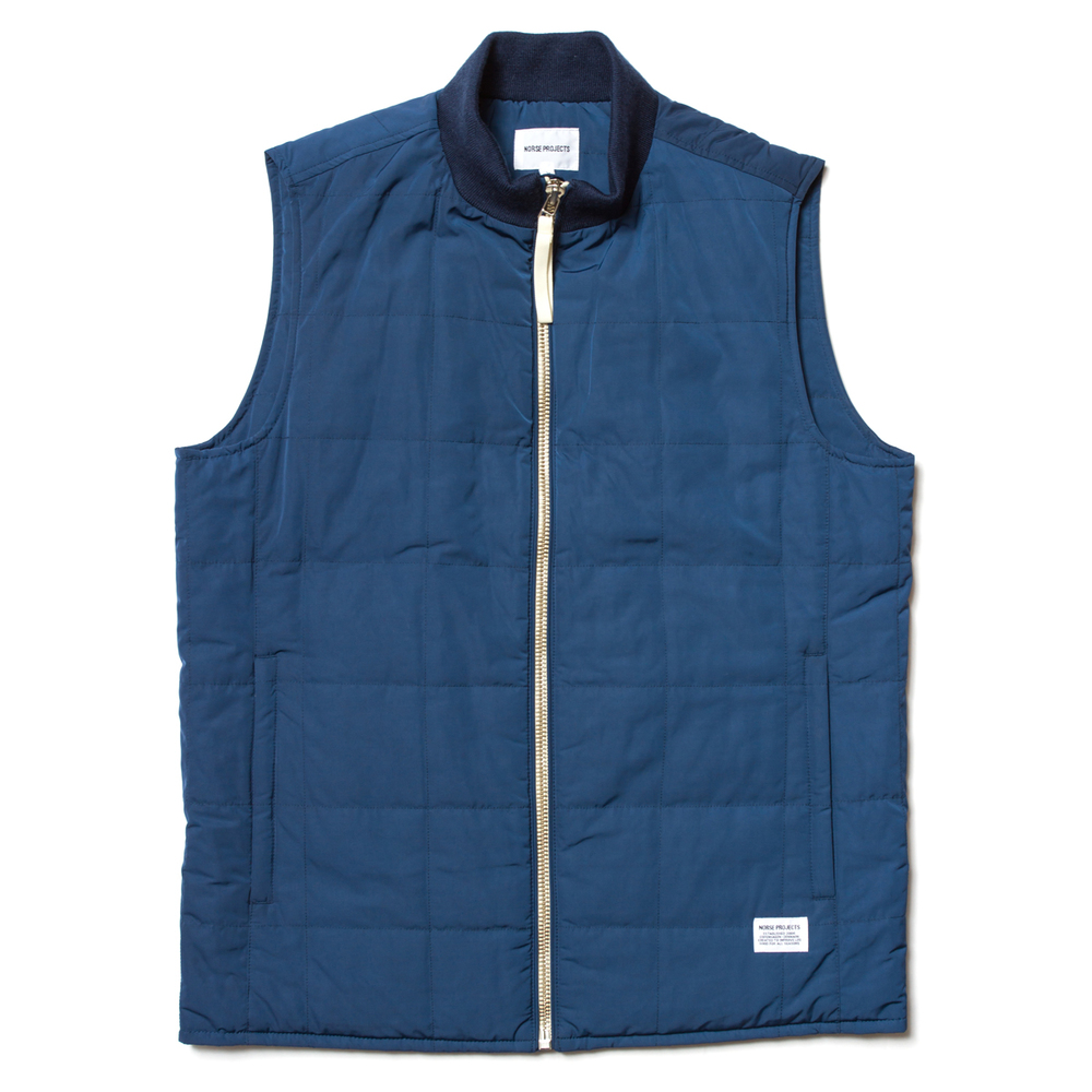 Norse Prejects  Ivan Utility Vest  £145