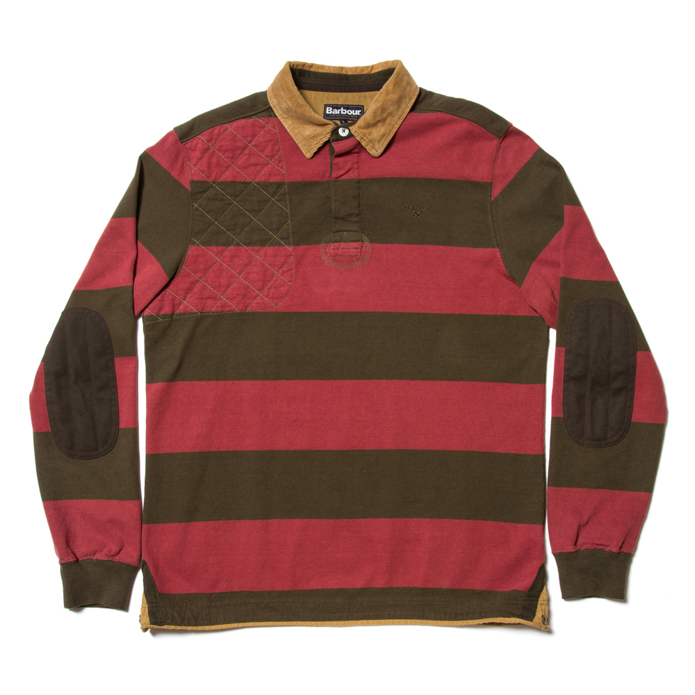 Barbour Bleaklow Rugby Shirt £109