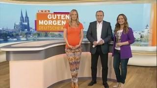 Stehmann Rtl Guten Morgen Deutschland Mai 2016 Juli