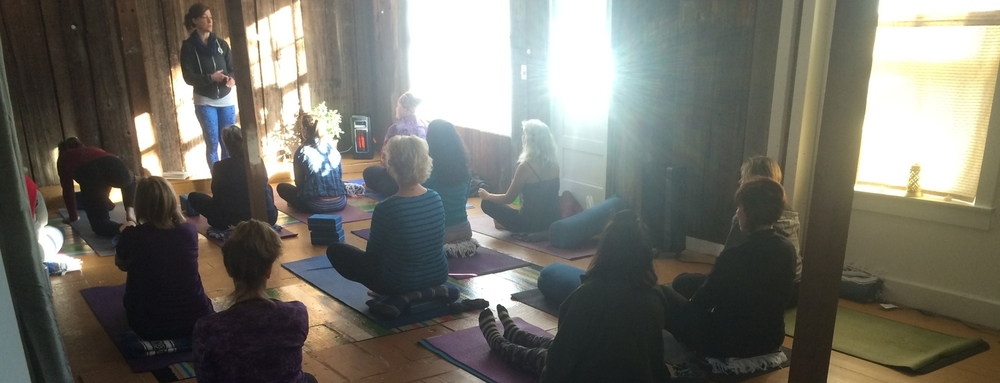 Welcome to Village Yoga.